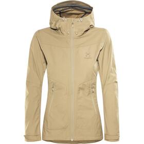 Haglöfs Trail Naiset takki , ruskea